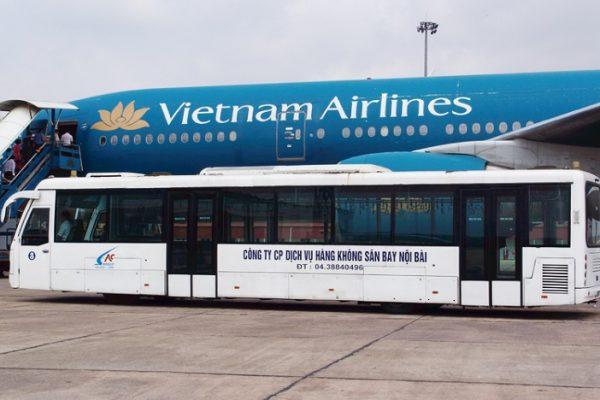 Bán vé các đường bay